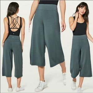 Lululemon Blissed Out Gaucho Flare Pants